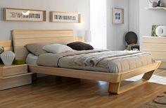 Lit 140 x 190 Collection Shannon   Fabricant de meubles Gautier