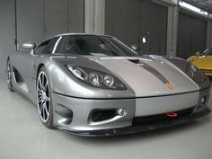 #Koenigsegg CCR Evolution