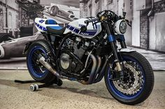 RONIN - XJR1300 Umbau 2016 | Motorrad Klein | Yamaha Klein