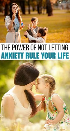 The Power of Not Letting Anxiety Rule Your Life- I had no idea the behaviors I was seeing in my house had anything to do with Anxiety, yet we were prisoners in our own home.