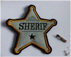 Appliqué étoile de SHERIF - Le blog de lacocotteacarreaux
