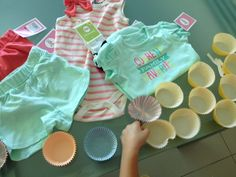 DIY Baby Shower Gift Idea #DIY #babyshower #Target via The Fab Mom