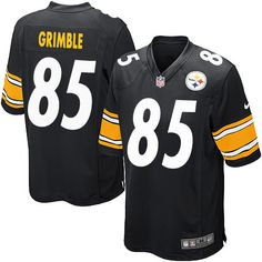 Pittsburgh Steelers Antonio Brown Men s Elite Gold Nike Jersey -  84 ... 430fef570