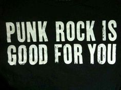 Punk Rock                                                                                                                                                                                 More