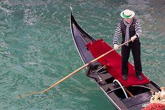 Gondola Ride #venice #italy