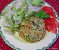 Irène`s Leckereien♥: Mini Möhren-Zucchini-Auflauf