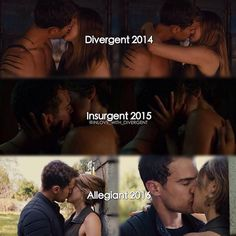 i'm gonna go cry in a corner now because the years are going by so fast and i just a wanna stall the movie so the franchise doesn't end so quickly, because it just seems like a year ago we got Divergent, but i still want the movies...like right now. GAHH!! #Divergent #Insurgent #Allegiant