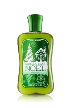 The Vanilla Bean Noel shower gel from Bath & Body Works is my favourite fragrance from that store. Yummy caramel and vanilla!