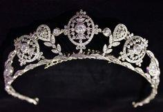 Stephanie's 'Victoria Tiara' Royal Tiaras, Every Girl, Hair Pieces, Victoria, Jewels, Crowns, Australia, Accessories, Beautiful