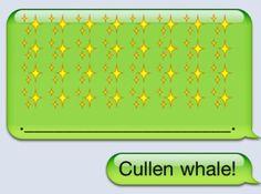 whale :D @Claire Capps
