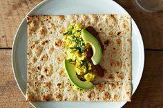 Tofu Breakfast Scramble #tofu #breakfast #vegetarian