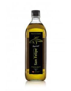 #aceite San Felipe botella de 1 litros