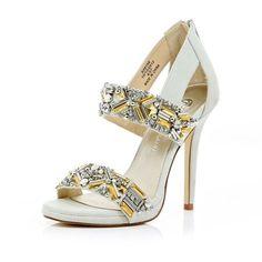 river island, high heels