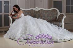 свадебное платье бабочка