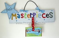 Personalised Materpieces