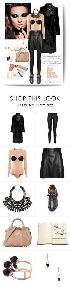 """Def. strange"" by ellenium ❤ liked on Polyvore featuring Maison Margiela, Made of Me, Acne Studios, H&M, Alexander Wang, Assouline Publishing, Meriko and ABS by Allen Schwartz"