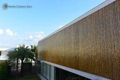 Revestimento Réguas de Bambu (De BAMBU CARBONO ZERO)
