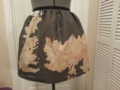 This Game of Thrones World Map Skirt | 35 Crave & Cringe-Worthy Game Of Thrones Items You Can Actually Buy