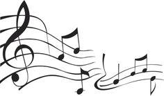 music notes border - Hľadať Googlom