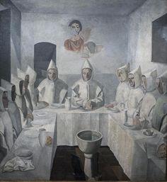 Daniel Vázquez El refectorio, 1931