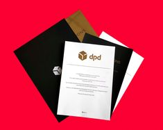 A recent brief for #dpd 'Classy & Luxurious' Box & Slip Case sets with Inserts. With finishes including digital gold foil, soft touch laminate and gold mirri. #printers #printing #printprocesses #dpdgroup #softtouchlaminate #softtouch #laminate #foil #goldfoil #goldmirri #slipcase #inserts #birchprint #printmanagement