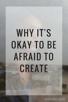 Fear and creativity are going to hang out together whether we like it or not. Should you waste your time fighting your fear? Should you try to get rid of it? OR should you allow fear to come along for the ride, but know you are going to create regardless? fear is one of the biggest creative blocks we struggle with because it wears so many different masks. Fear is… Guilt, Perfectionism, Procrastination, Lack-of-inspiration blame, Overwhelm, Burnout, Comparison disorder...Click through to…