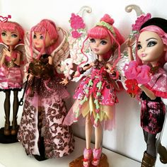 cacupid:  Cupid Army (currently) complete!  (Heartstruck's hair needs restyling kind of bad though, lol.)