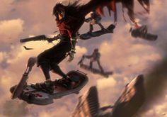 Vincent Valentine. Final Fantasy VII: Dirge Of Cerberus.