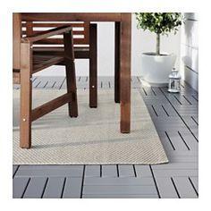 MORUM Teppich flach gewebt - beige, 160x230 cm - IKEA