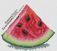 (1) Gallery.ru / Фото #4 - Планы 2 - BlueBelle Cross Stitch Owl, Cross Stitch Fruit, Cross Stitch Kitchen, Cross Stitch Needles, Cross Stitch Flowers, Cross Stitch Charts, Cross Stitch Designs, Cross Stitching, Cross Stitch Embroidery
