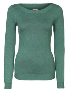 Only basic green sweater
