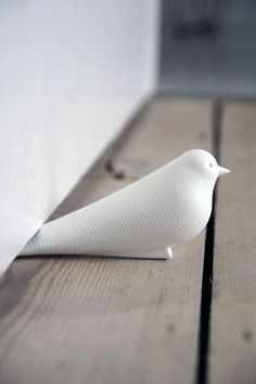 3D-printed door stop by Lovenordic. How to use 3D printing to turn your house into an urban crib - Blog - CGTrader.com