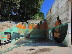 Streetart: New Murals around the World