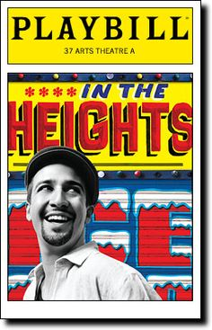 In the Heights - tour