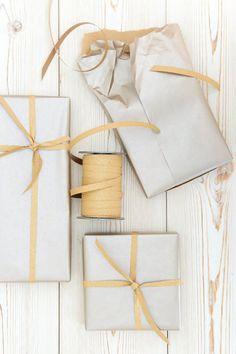 Paketointi-ideat, kevät 2016. Lahjapaperirullat 57cm x 154m, mattalahjanarut 250m / Gift wrapping