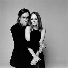 Iggy Pop & Vanessa Paradis
