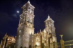 Catedral de Puebla by Daniel Salinas Córdova