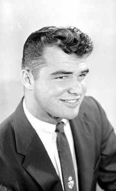 A young Burt Reynolds smiles for his FSU Yearbook Picture. (1954) | Florida Memory