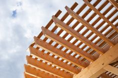 timberframe joinery