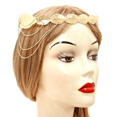 Checkout our #arrascreations product Drape Bay Tree Crown Head Chain / AZFJHC935-GLD. Buy now at http://www.arrascreations.com/drape-bay-tree-crown-head-chain-azfjhc935-gld.html
