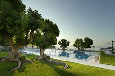 #Parador de Nerja #weddingvenue #bodas #ideales #bodasenlaplaya #piscina