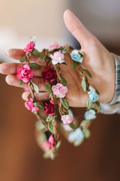 Totally a surprise and totally hip!  You will receive ONE adorable flower crown from us! Could be any color! We have about 15 colors in stock. It's a surprise!