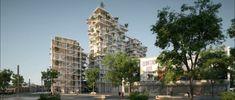 Sou Fujimoto Architects, laisné roussel · Canopia