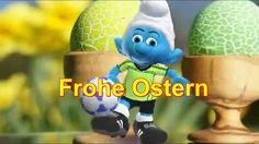 Ostern Osterfest Osterfeier . . Schlumpf der Schlümpfe von Zoobe deutsch
