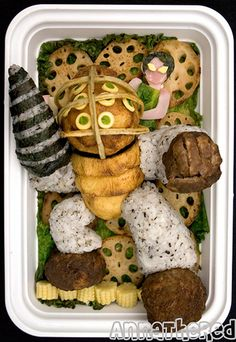 32 Creative and Interesting Bento Boxes