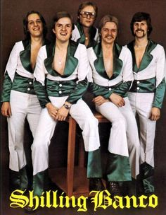 The Best Swedish Dance Band Album Covers  All of them schmenges