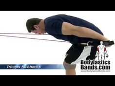 Resistance Band Workouts - The Benefits of Bodylastics Bands - YouTube