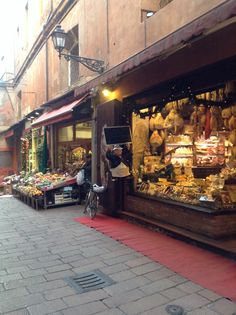 Bologna shop window