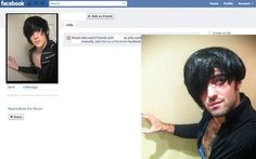 A Reddit user creeps strangers on Facebook, and then perfectly replicates their Facebook profile photos.