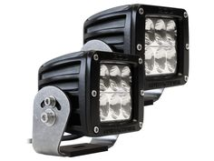 Rigid Industries 52131 D-Series Dually Driving LED Light; Superseded To [Available While Supplies Last]; Led Lights For Trucks, Off Road Led Lights, Truck Mods, Truck Parts, Toyota Tacoma, Cool Jeeps, Hd Led, Jeep Accessories, Led Light Bars